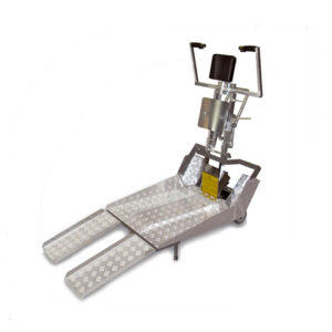Montascale mobile Jolly Mini Ramp