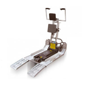 Montascale mobile Jolly Ramp